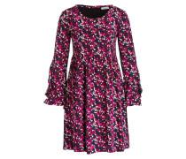 Kleid PADOVA - pink/ dunkelblau/ rosa