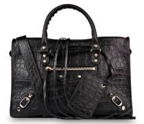 Handtasche CLASSIC CITY EDGE - schwarz