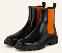 Chelsea-Boots GOMMA PESANTE - SCHWARZ