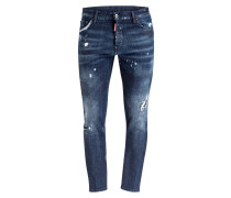 Destroyed-Jeans COOL GUY Tapered-Fit