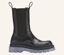 Chelsea-Boots - 1026 BLACK -BLACK