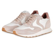 Plateau-Sneaker JULIA - ROSÉ/ WEISS