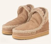 Boots ESKIMO - CAMEL