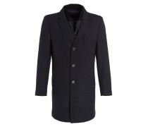 Mantel V-MEMPHIS mit herausnehmbarer Blende