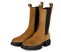 Chelsea-Boots CROSTA - CAMEL