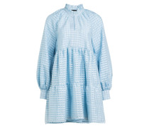 Kleid JASMINE mit Volantbesatz