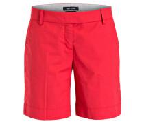Chino-Shorts - rot