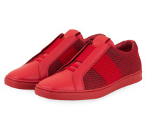 Sneaker POST - rot