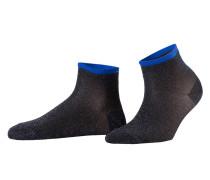 Socken ELA - dunkelblau