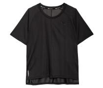 T-Shirt STUDIO aus Mesh