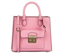 Saffiano-Handtasche BRIDGETTE - pink