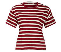 T-Shirt CAMILIE mit Leinen und Glitzergarn
