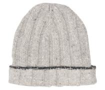 Mütze mit Cashmere