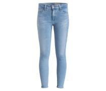 Skinny-Jeans FARRAH - blau