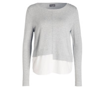 Pullover LORENZA - grau