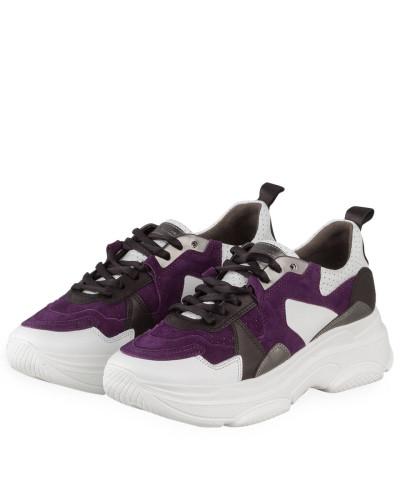 Sneaker CLOUD - LILA/ SCHWARZ/ WEISS