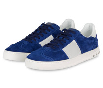 Sneaker FLYCREW - royal/ weiss