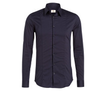 Hemd STEPHAN Slim-Fit - marine