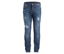 Destroyed-Jeans ROCCO Slim-Fit