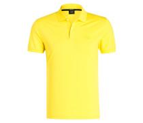 Piqué-Poloshirt PALLAS Regular-Fit - gelb