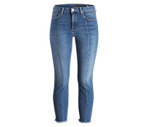 Jeans MJELS - devided blue wash