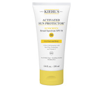 ACTIVATED SUN PROTECTOR SPF 50 150 ml, 20 € / 100 ml