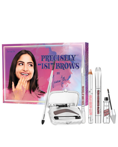 """PRECISELY """"ISI"""" BROWS"""