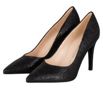 Pumps DENICE - schwarz metallic