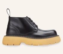 Plateau-Boots - 1032 BLACK -BLACK
