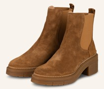 Chelsea-Boots JIMENEZ - BRAUN
