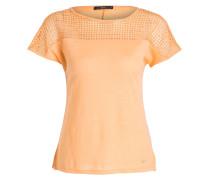 Leinenshirt CLOE - orange