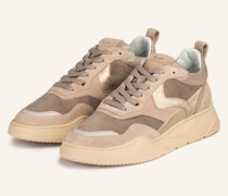 Plateau-Sneaker JOSHEE - TAUPE/ BEIGE