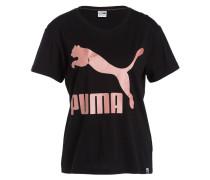 T-Shirt ARCHIVE - schwarz