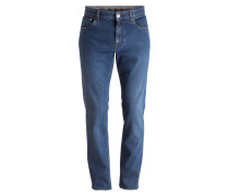 Jeans Slim-Fit - 001 mid blue denim