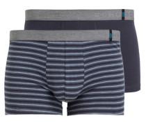 2er-Pack Boxershorts - grau/ anthrazit