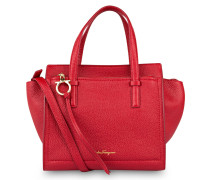 Trapez-Tasche AMY SMALL - rot