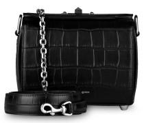 Umhängetasche BOX BAG 19 - schwarz