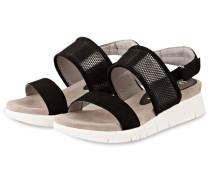 Sandalen BUCE - schwarz