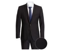 Anzug LERID-MERCER 3 Slim-Fit - schwarz