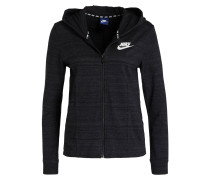 Sweatjacke ADVANCED mit Kapuze