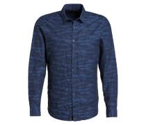 Hemd SIDNEY-W Slim-Fit - blau