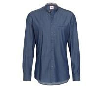 Trachtenhemd PALMIRO Slim Fit mit Stehkragen