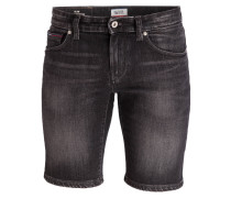Jeans-Shorts SCANTON Slim-Fit - grau