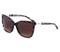 Sonnenbrille MK-6029 SABINA II - braun