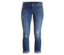 Cropped-Jeans LIU SHORT