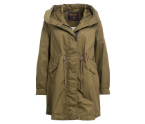 Parka OVER - oliv