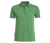 Piqué-Poloshirt ETCH Slim-Fit - gelb