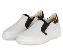Slip-on-Sneaker - weiss