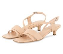Sandaletten BALI - NUDE