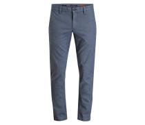 Hose LOU Regular Slim-Fit - blau
